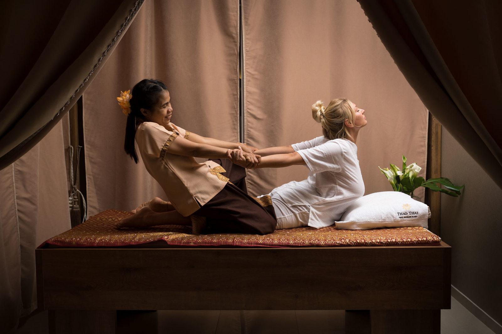 Masaż seksualny w języku tajskim